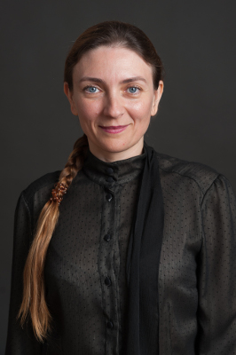 Ondina Olariu, Client Service Director al GMP+WEBSTYLER