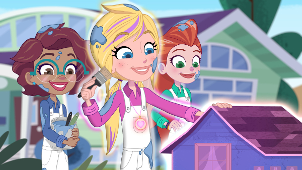 Puterea celor mici în slujba binelui: serialul Polly Pocket vine cu noi episoade, în martie, la Minimax