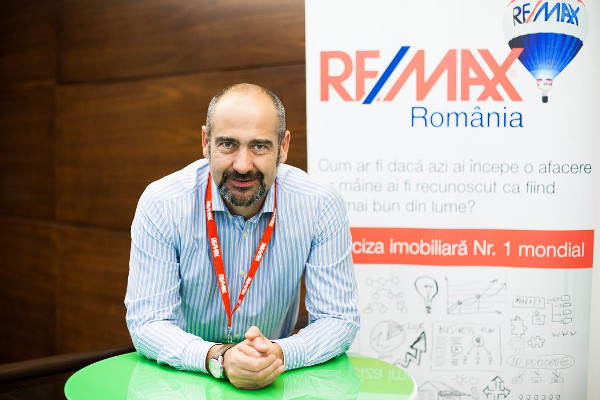 Răzvan Cuc, președintele RE/MAX România