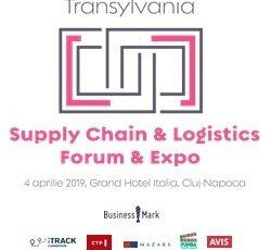 Noutăți în managementul eficient al lanțului de aprovizionarela Supply Chain & Logistics Forum & Expo, Cluj-Napoca