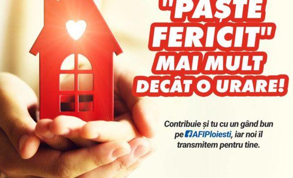 AFI Ploiești continuă acțiunea de CSR pentru sprijinirea comunității locale