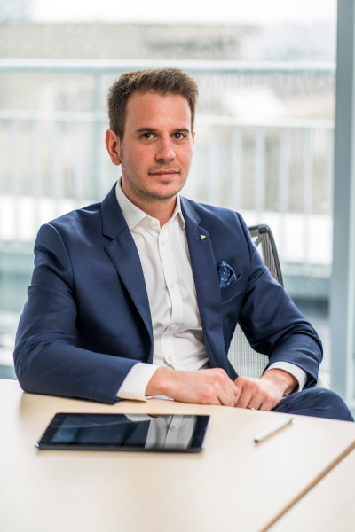 Alexandru Rusu, Residential Sales Manager Daikin Romania