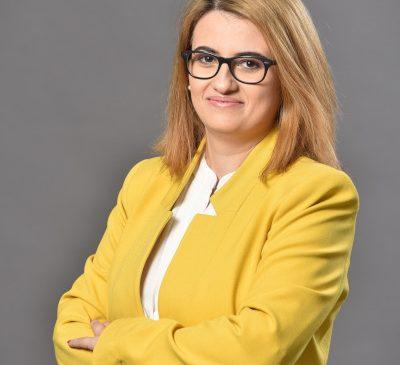 Andreea Petrișor este noul Managing Director al Delivery Hero România, grupul german prezent pe piața locală prin operațiunile foodpanda și hipMenu