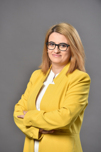 Andreea Petrisor, Managing Director Delivery Hero Romania