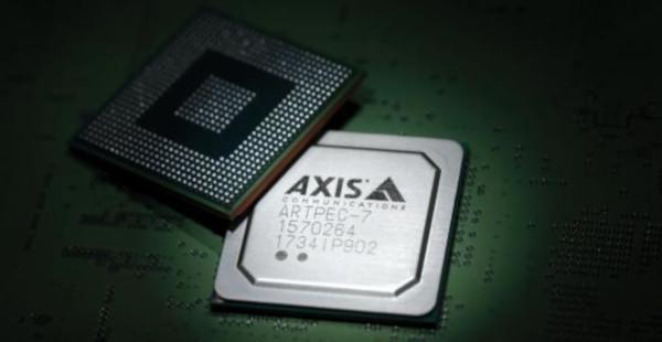 Cea de a 7-a generație a chip-ului Axis ARTPEC permite dezvoltarea de camere cu capabilități puternice
