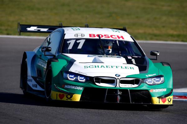 BMW Motorsport a incheiat ultimul test dinaintea DTM 2019