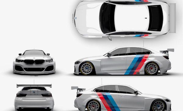 Noul BMW Seria 3 impresionează la debutul competiţional de la Brands Hatch