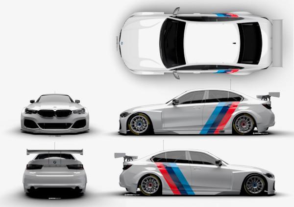 BMW at BTCC 2019