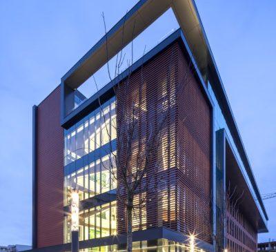 Alukönigstahl România integrează soluții eficiente energetic în proiectul arhitectural Binarium din Cluj