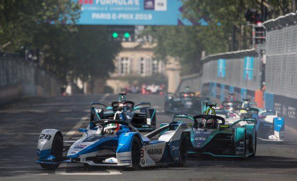 Félix da Costa marchează puncte importante pentru BMW i Andretti Motorsport în Paris E-Prix