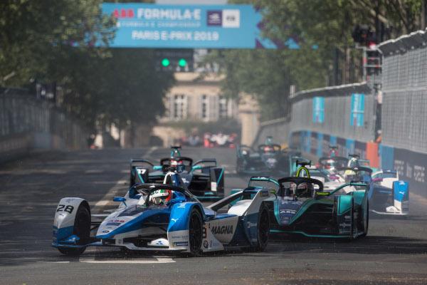 Campionatul FIA Formula E ABB, Paris