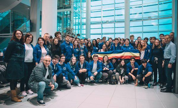 Hai, România! 4 echipe românești de robotică participă la Campionatul Mondial FIRST Tech Challenge