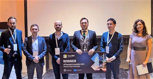 Green Spots câștigă etapa națională a competiției PowerUp! pentru soluții din zona energetică