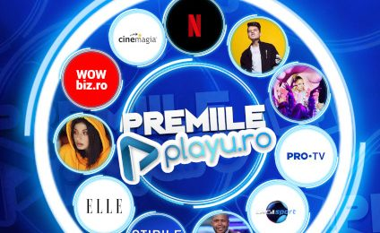 Premiile Playu.ro 2019 și-au desemnat câștigătorii