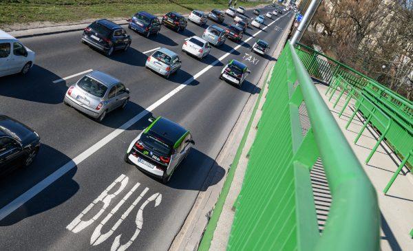 Cea mai mare flotă de BMW i3 pentru car sharing din lume se lansează la Varşovia