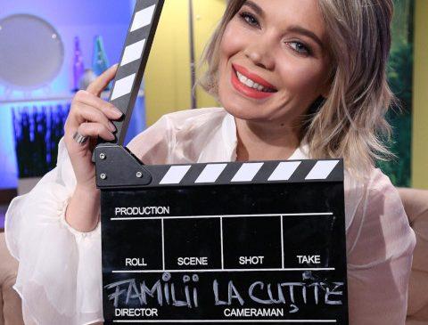 Sezonul special Chefi la cuţite – Familii la cuțite va avea premiera pe 30 aprilie, de la 20:00, pe Antena 1