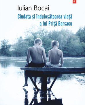 Iulian Bocai, laureat al Festivalului primului roman de la Chambéry, Franța, ediția 2019