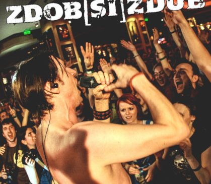 Concert Zdob si Zdub in Hard Rock Cafe