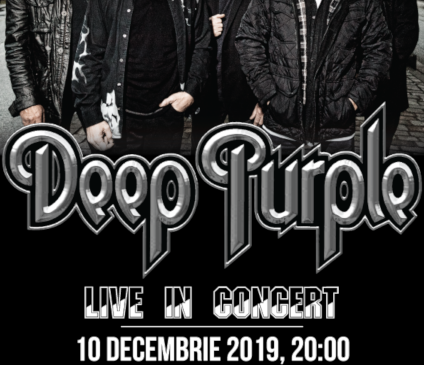 Legendara trupă Deep Purple se întoarce în România pe 10 decembrie, în premieră la Cluj