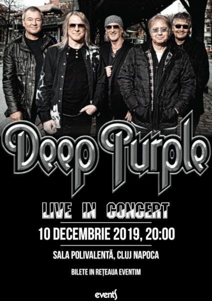Deep Purple 2019