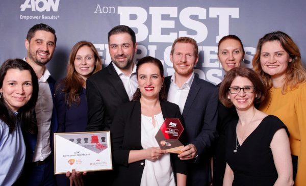GSK Consumer Healthcare, recunoscut drept unul dintre cei mai buni angajatori din România: implicarea angajaților este un indicator al succesului companiei