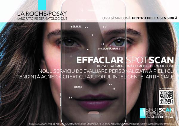 Effaclar Spotscan, LOreal Romania