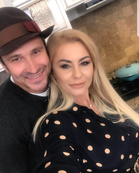 Emilia Ghinescu si Nicolai Tand Star Chef