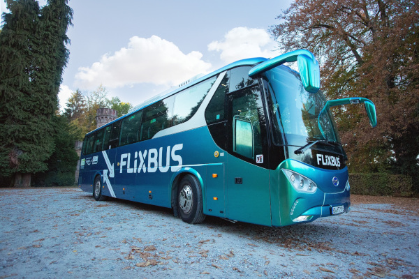 First Electric Long Distance Bus
