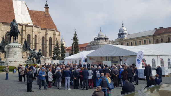 Caravana Gaudeamus Radio România, ediția Cluj-Napoca 2019