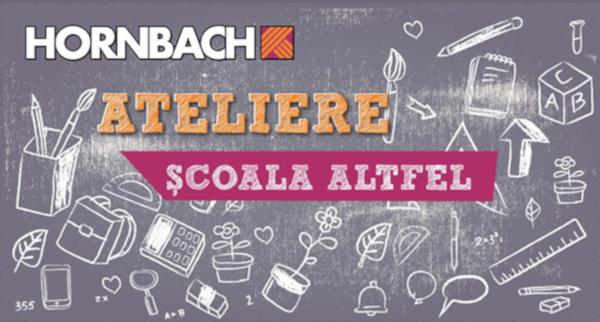 HORNBACH Ateliere Scoala Altfel