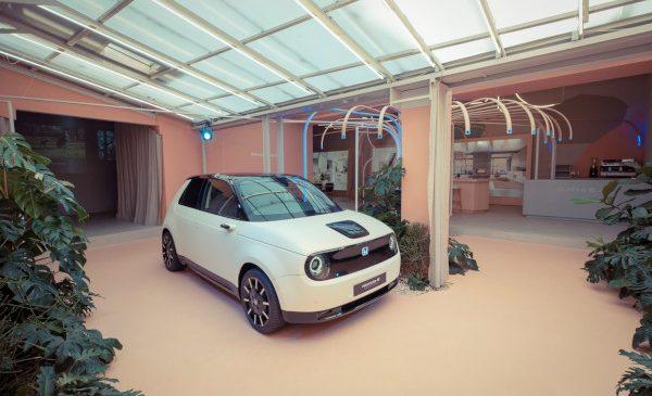 """Honda experience Casa Connessa Tortona"" brings connected lifestyle to Milan Design Week 2019"