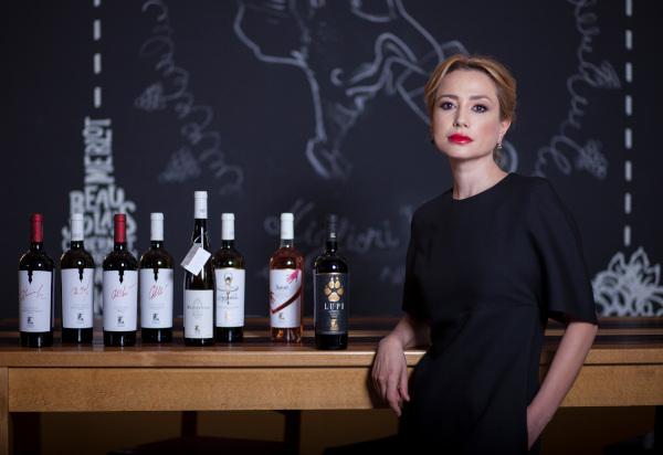 Lilia Dulgher, CEO Gitana Winery