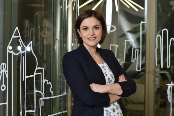 Luiza Moraru, MRICS, Coordonator al Diviziei de administrare a proprietatilor imobiliare a CBRE pentru regiunea Europei Centrale si de Est
