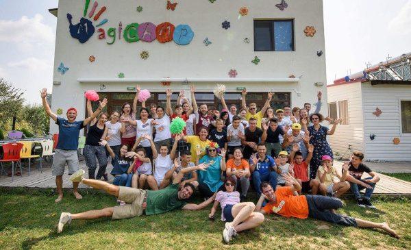 Noul site MagiCAMP.ro, dezvoltat pro bono de Zitec