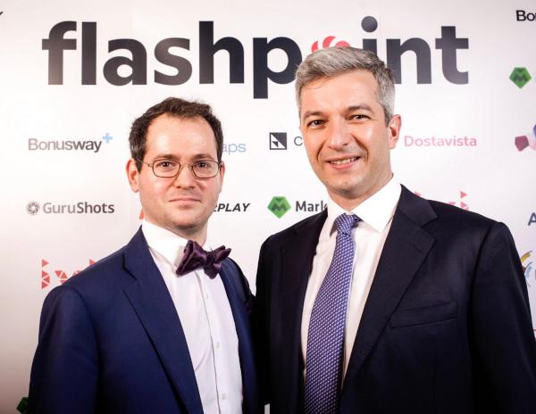 Michael Szalontay & Alexander Konoplyasty, Managing Partners Flashpoint