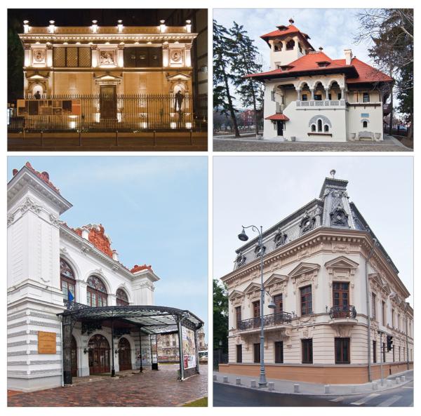 Muzeul Municipiului Bucuresti (Muzeul Theodor Aman - Muzeul Minovici - Palatul Sutu - Cesianu)