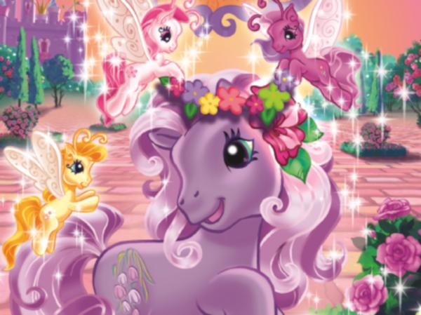 My Little Pony, Princess Promenade
