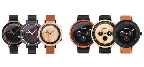 NOAH Watches lanseaza Aspire