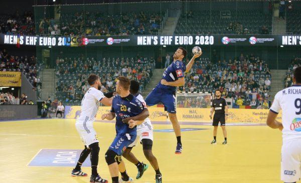 România şi Lituania joacă în preliminariile CE de handbal masculin, la TVR 1