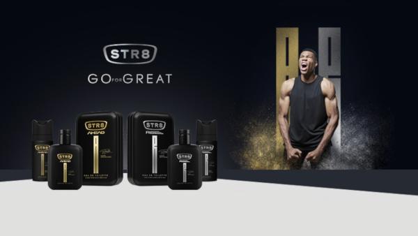 Schimbare de look – Același parfum irezistibil STR8 cu un nou design modern