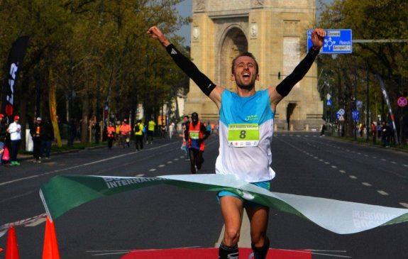 Alexandru Nicolae Soare, campion național la semimaraton în 2019