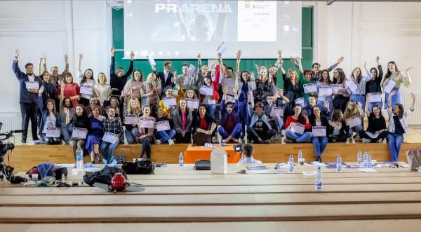 Școala de Valori va implementa ideile din competiția PR Arena lansată de Global Women in PR România și Facultatea de Jurnalism și Științele Comunicării