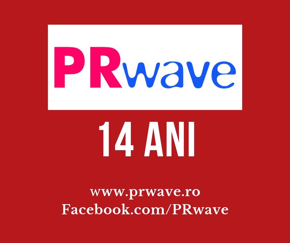 PRwave 14 ani