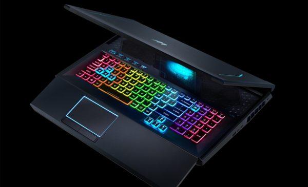 Acer lansează notebook-ul Predator Helios 700 cu tastatură unică HyperDrift pentru performanțe termice sporite