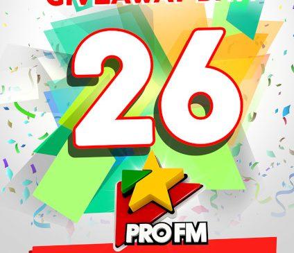 "De la ""Star Station"" la ""Dimineața Blană"", 26 de ani de ProFM"