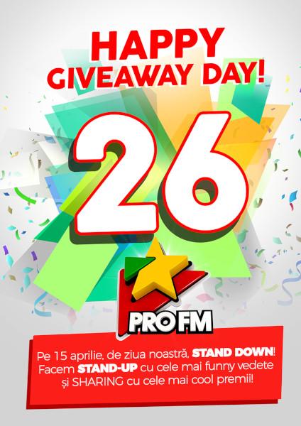 ProFM 26 ani KV