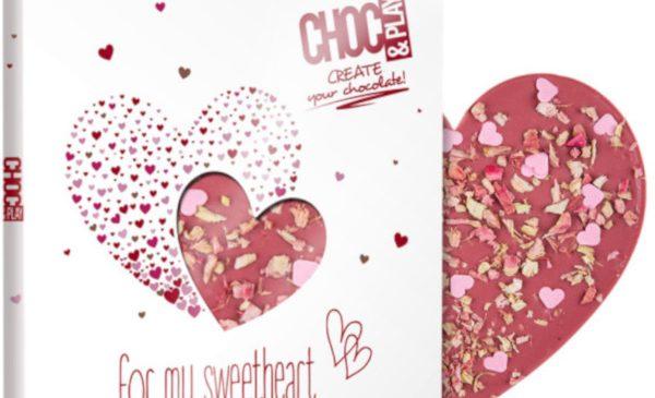 Ruby, ciocolata din boabe roz de cacao, noua senzatie de la Chocolissimo
