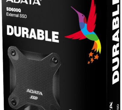 ADATA lansează noul SSD-ul extern SD600Q