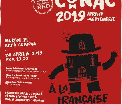 SoNoRo Conac à la française