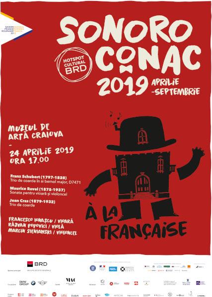 Sonoro Conac 2019, Craiova